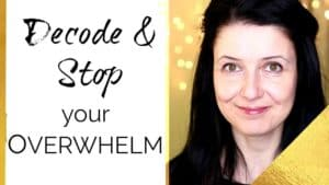 How to Stop Overwhelm