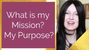 """How to know your """"mission""""?"""